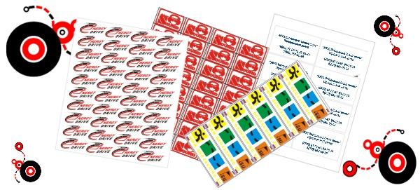 10000 пакетов печать с логотипом